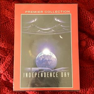Other - Independence Day DVD